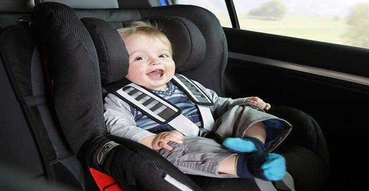 baby safety in car